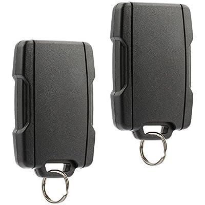 Car Key Fob Keyless Entry Remote fits Chevy Silverado Colorado/GMC Sierra Canyon 2014 2015 2016 2020 (M3N-32337100), Set of 2: Automotive