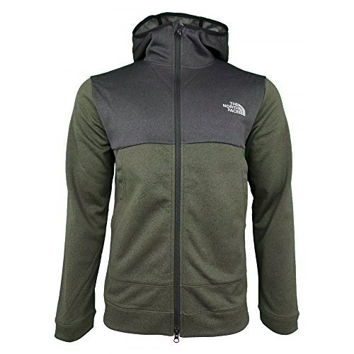 The North Face M Tech FZ Hood L Taupe Gr