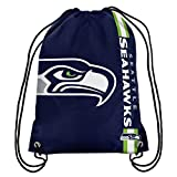 NFL Seattle Seahawks Big Logo Drawstring Backpack