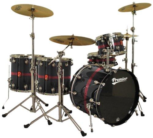 premier drums for sale compare 66 second hand ads. Black Bedroom Furniture Sets. Home Design Ideas