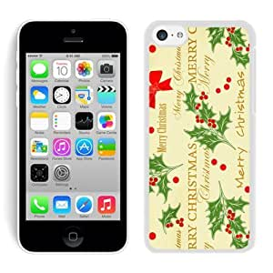 MMZ DIY PHONE CASEPersonalized iphone 6 4.7 inch TPU Case Merry Christmas White iphone 6 4.7 inch Case 29