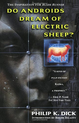 Book cover for Do Androids Dream of Electric Sheep?