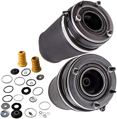 Right Air Suspension Spring Bag For Land Rover Range Rover Sport 2pc Rear Left