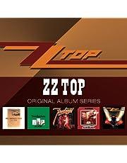 Zz Top - Album Series