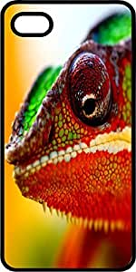 Color Changing Lizard Reptile Tinted Rubber Case for Apple iPhone 4 or iPhone 4s