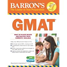Barron's GMAT with CD-ROM