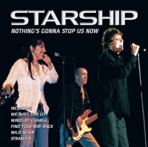 starship nothing 39 s gonna stop us now music. Black Bedroom Furniture Sets. Home Design Ideas