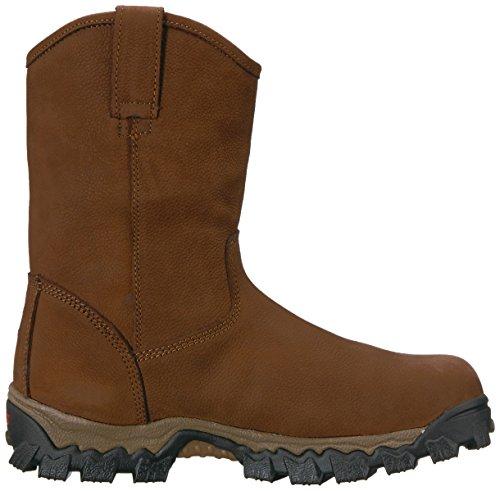 Construction Men's RKK0216 Rocky Brown Boot EaWF4wq