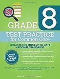 Barron's Core Focus: Grade 8 Test Practice for Common Core