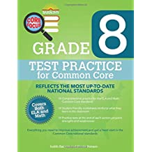 Barron's Core Focus: Grade 8 Test Practice for Common Core