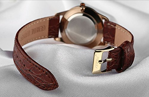 Amazon.com: Relojes de Hombre Fashion Quartz Wristwatch Casual Leather Strap De Hombre Para Caballero Elegante RE0019: Everything Else