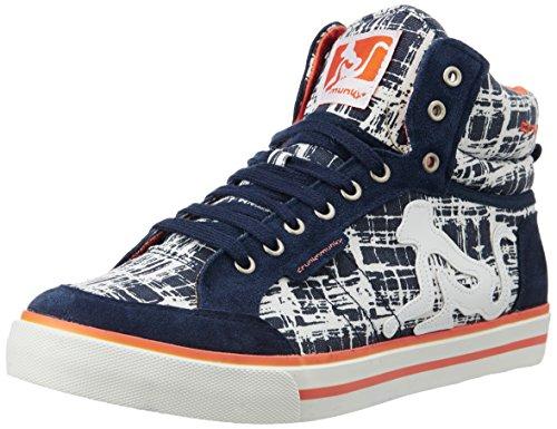 Drunknmunky Men's Boston Scratch Sneakers