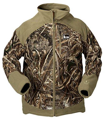 Banded-Mens-UFS-Fleece-Jacket-Polyester