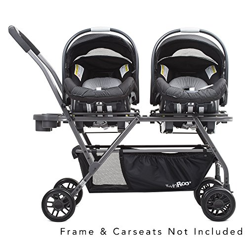 joovy twin roo car seat adapter chicco import it all. Black Bedroom Furniture Sets. Home Design Ideas