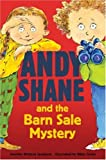Andy Shane and the Barn Sale Mystery, Jennifer Richard Jacobson, 0763635995