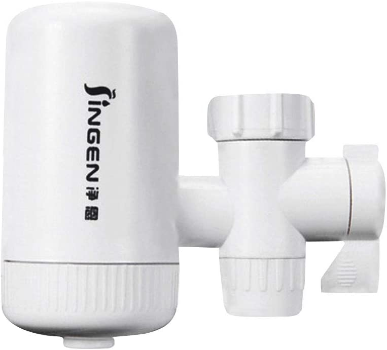 Finance Plan Household JN-15 Kitchen 5 Layer Faucet Tap Clean Water Purifier Physical Filter