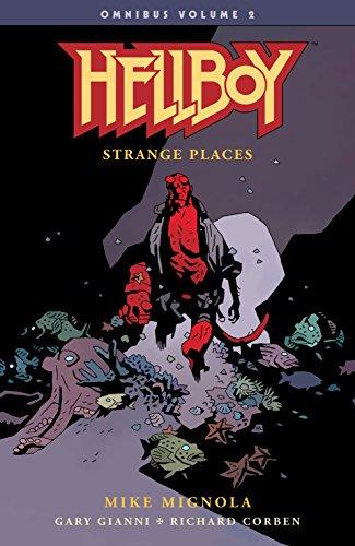 Hellboy Omnibus Volume 2: Strange Places (Hellboy Omnibus: Strange Places)]()