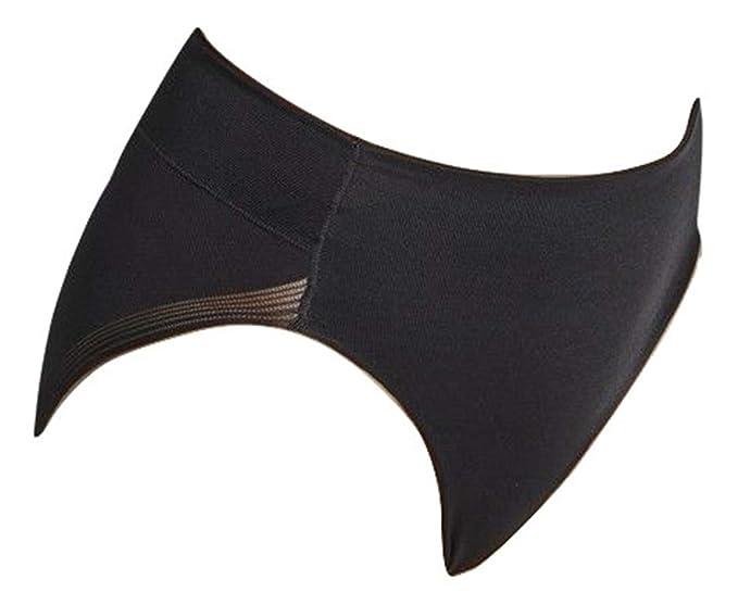 YSABEL MORA - Braga Reductora Shaping Panty (M, Negro)