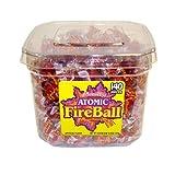 hot balls - Atomic Fireballs - 2 Lb. Jar - 140 Ct.