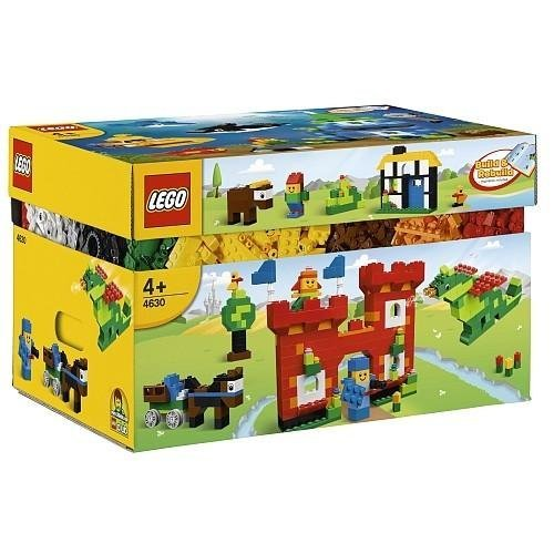 LEGO Build & Play Box 4630 by ToyLand