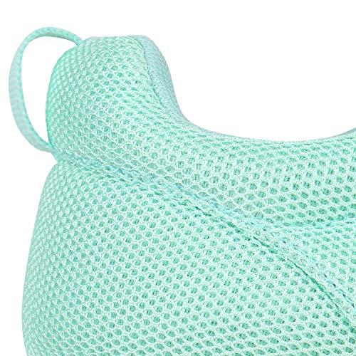 Mujer Vita Tobillo Tela de Bajo claro Scarpe verde pFwq6