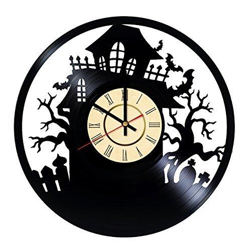 Fun Door Happy Halloween Handmade Vinyl Record Wall