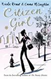 Front cover for the book Citizen Girl by Emma McLaughlin