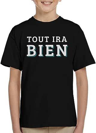 Coto7 Tout Ira Bien Kid's T-Shirt