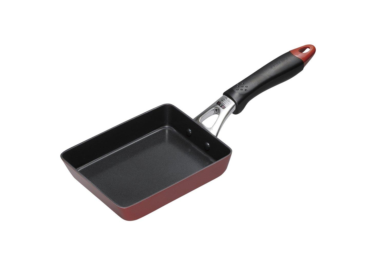 ¿Sartén de cerámica Sera Yousave tortilla negro nonies? Fuego de gas correspondiente CF-EA-BK: Amazon.es: Hogar