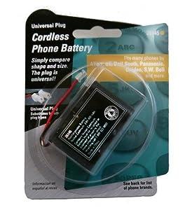 1 - Battery For Att-tl7600 Headsets