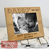 Personalized Dad Picture Frame - Happy Fathers Day-Thoughtful Daddy Gift -Fathers Day Gift-Father's Day