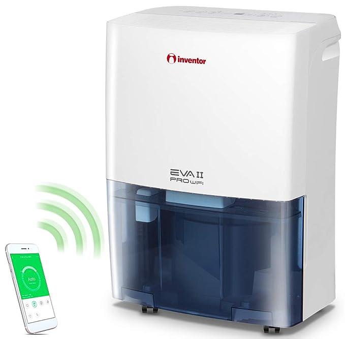 Inventor EVA II Pro Wifi 20 litros/día, Deshumidificador con ...
