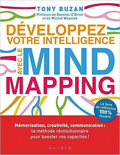 Développer votre intelligence avec le mind mapping