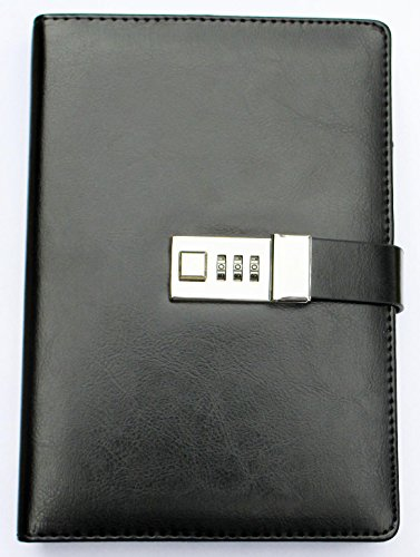 Business Journal Combination Lock Diary product image