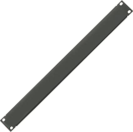 19 1u 19 Inch Blanking Plate Chargeline 19 Inch