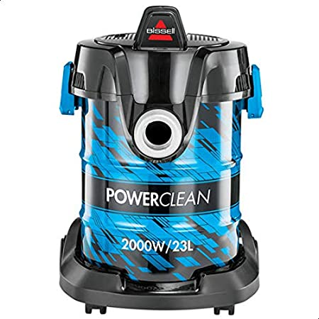 Bissell 23 L PowerClean Dry Drum Vacuum Cleaner 2000W - 20271