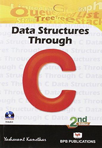 Data Structure Through C by BPB Publications