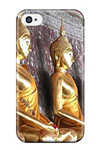 New Iphone 4/4s Case Cover Casing(buddhism)