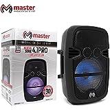 MASTER MAHM-4.1COMPACT BAFLE AMPLIFICADO CON REPRODUCTOR DE AUDIO