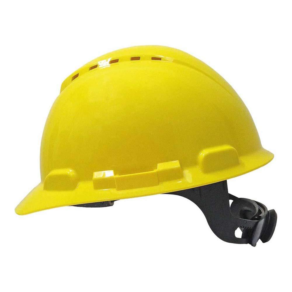 3M Casco con Ventilaci/ón y Arn/és de Ruleta 1 casco//bolsa H700