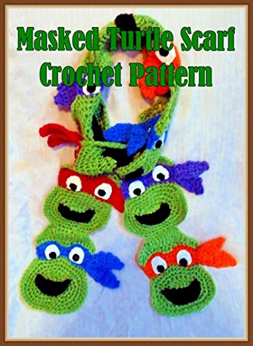 ninja turtle knitting pattern - 8