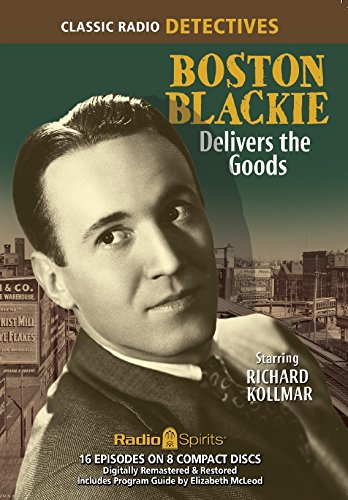 Download Boston Blackie Delivers The Goods (Old Time Radio) PDF