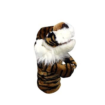 Forgan Golf Deluxe Tiger funda para Driver: Amazon.es ...