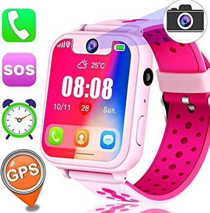 - JingStyle Kids Smart Watch Phone GPS Tracker Watch for Girls Boys 1.5