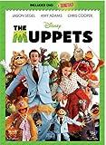 The Muppets [DVD + Soundtrack Download Card] (Sous-titres français)