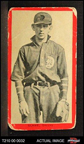 Amazoncom 1910 T210 3 Old Mill Texas League Glawe Baseball Card
