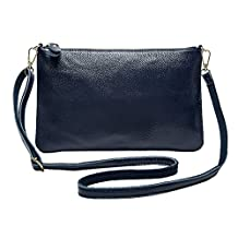 SAIERLONG Ladies Designer Womens Genuine Leather Cross Body Bags Shoulder Bags