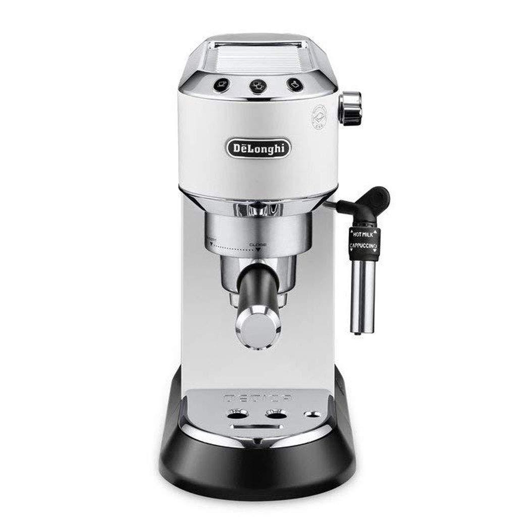De'longhi Dedica Style EC 685.W in weiß Espressomaschine getestet vom ETM TESTMAGAZIN