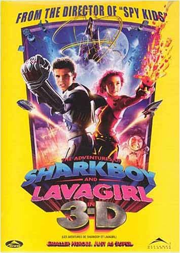 The Adventures of SharkBoy and LavaGirl in 3-D -