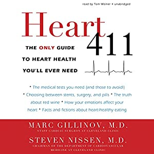 Heart 411 Audiobook